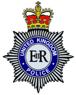 UK police badge