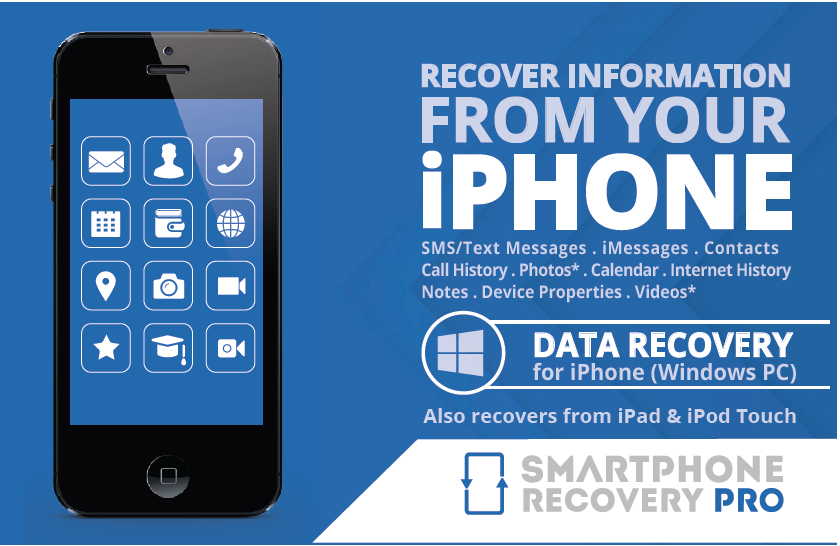 Smartphone recovery pro for iphone - 8060