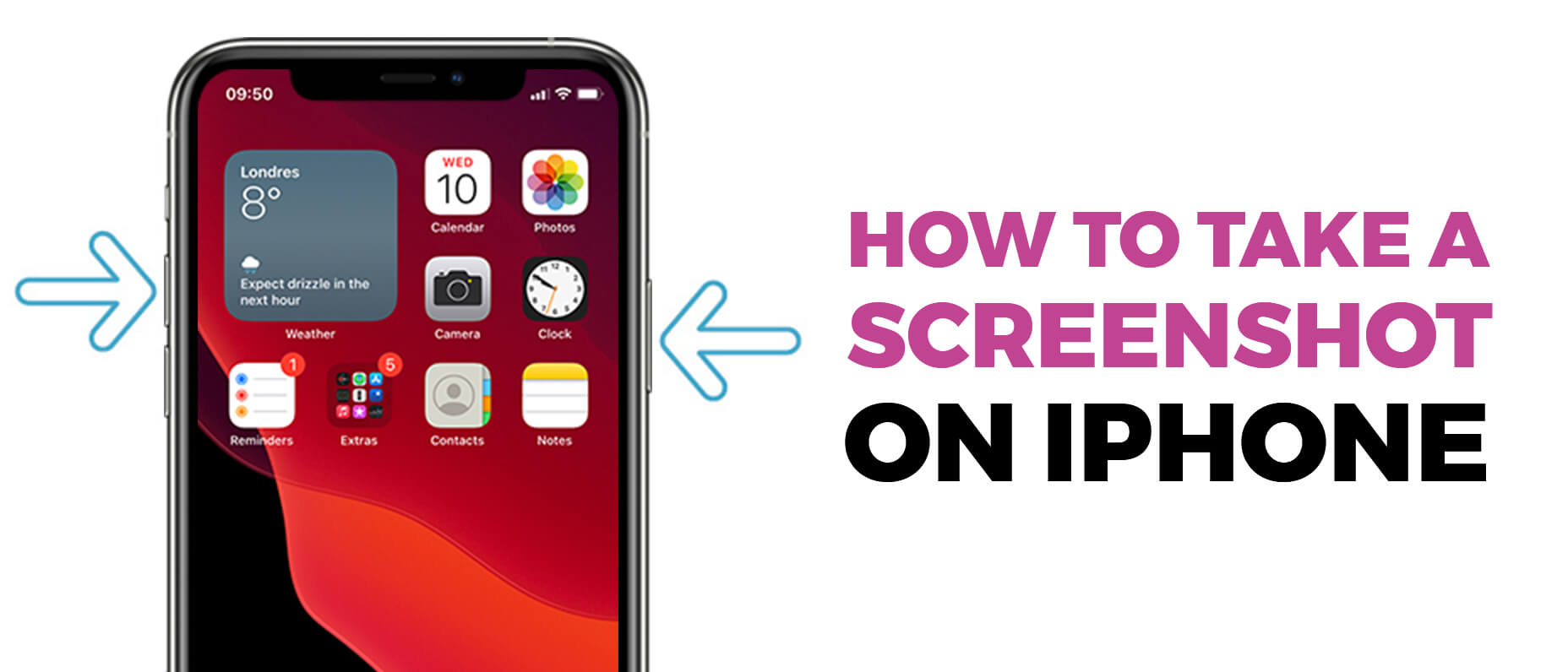 How to take a screenshot on iPhone