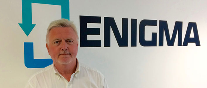 Julian Costley, Chairman of Enigma Digital