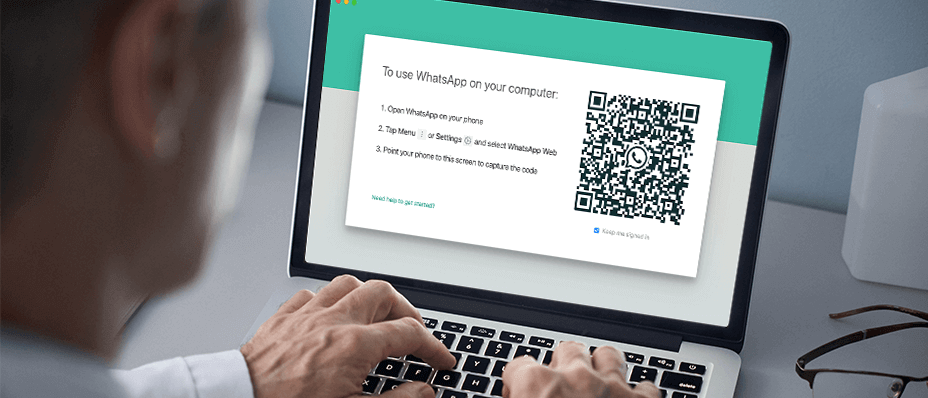 Make WhatsApp voice and video calls on desktop computer